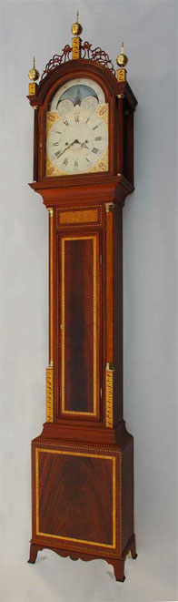 Seymour Tall Case Clock